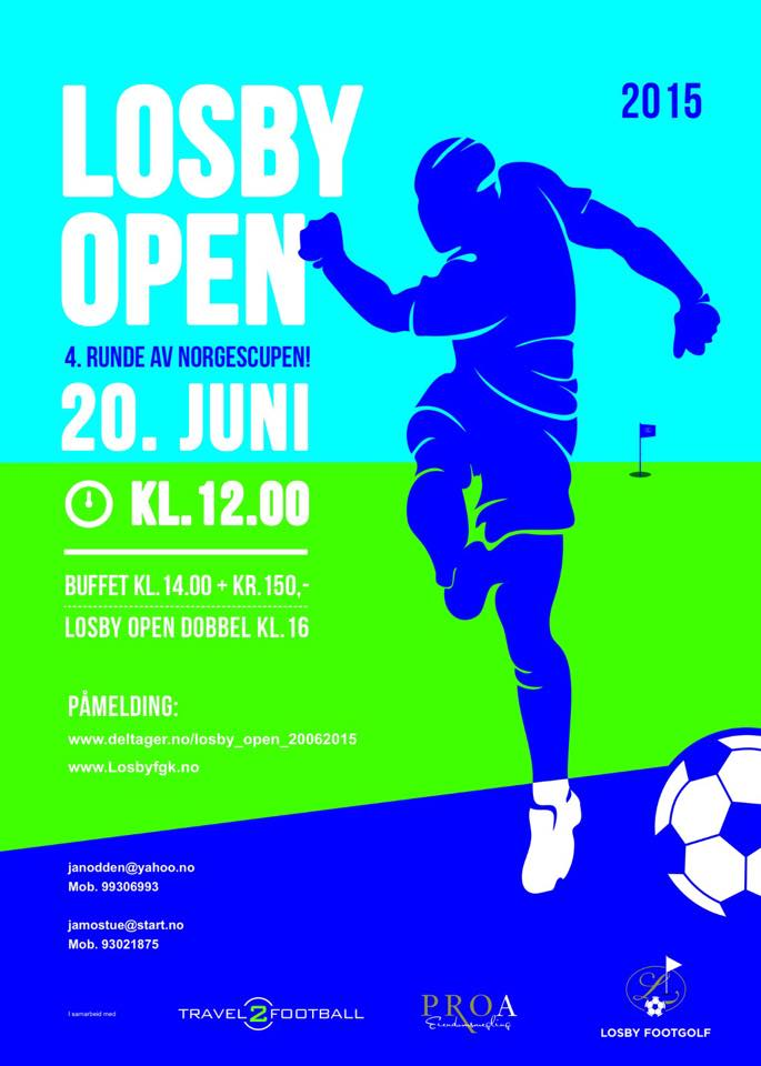 Losby Open 2015