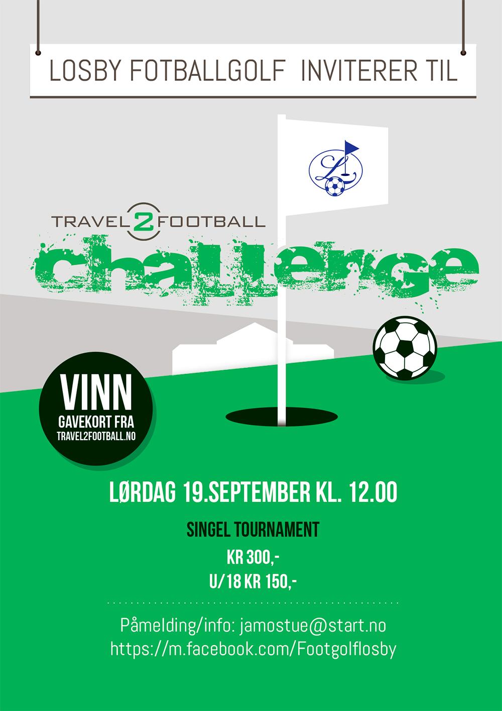 Travel2Football Challenge september 2015